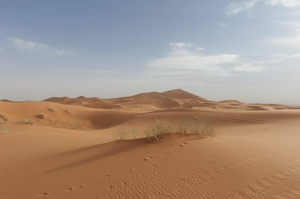 Erg Chebbi / Marokko