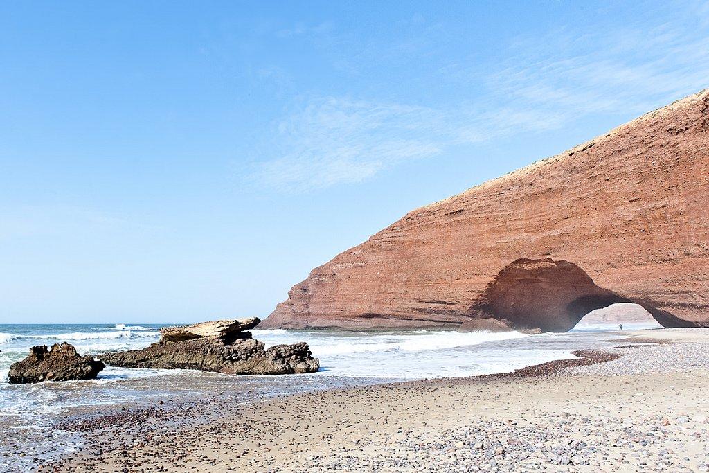 Legzira / Marokko