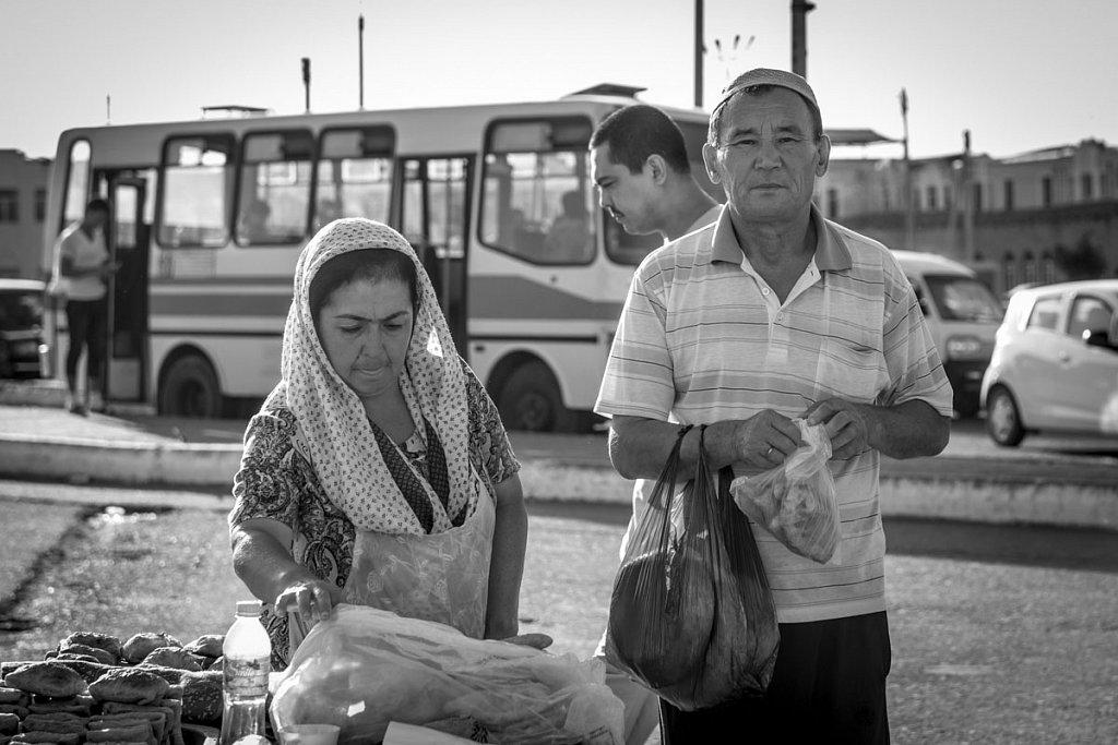 Usbekistan 2015