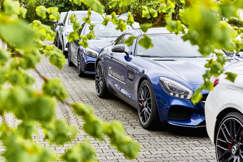 AMG Sales Training 17 Winterberg