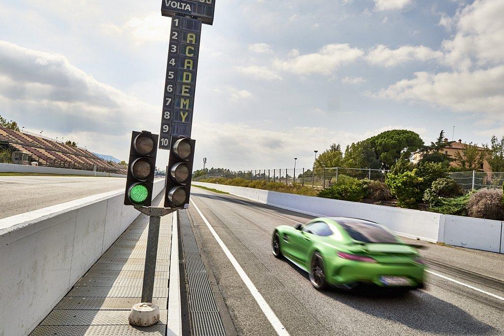 AMG Driving Academy Barcelona 2017
