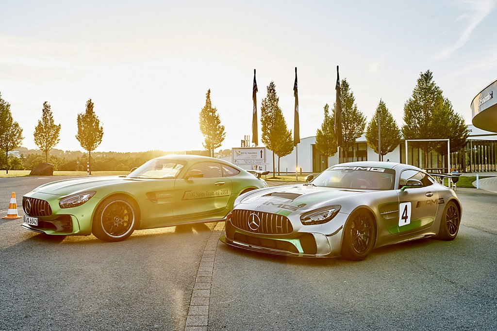 AMG Sales Training 2018 Winterberg