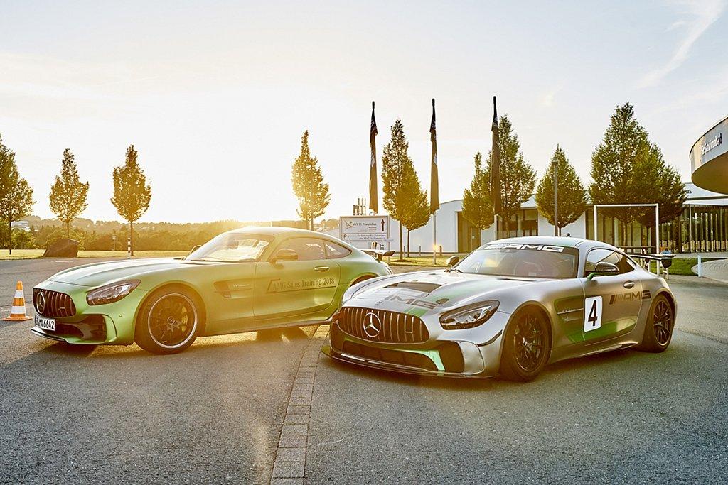 AMG Sales Training 2018 Winterberg