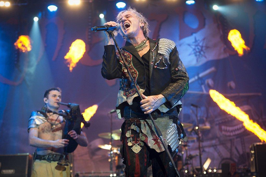 In Extremo Konzert Hamburg 2012